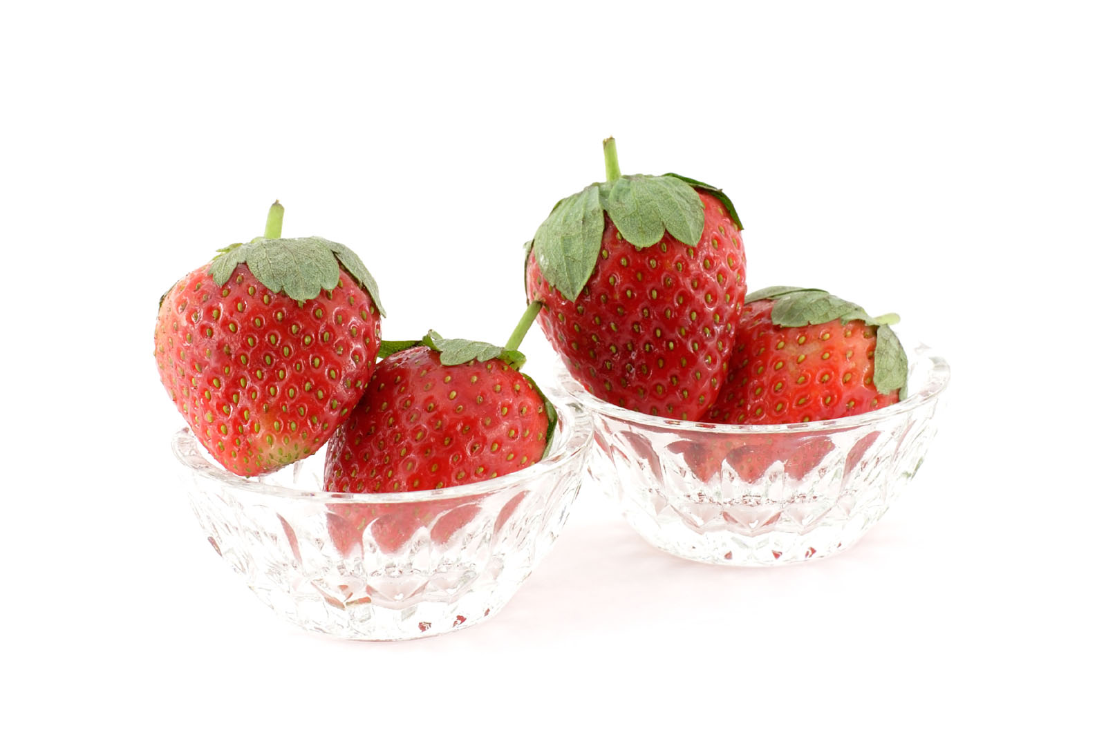 Strawberry close-up high-definition 10914