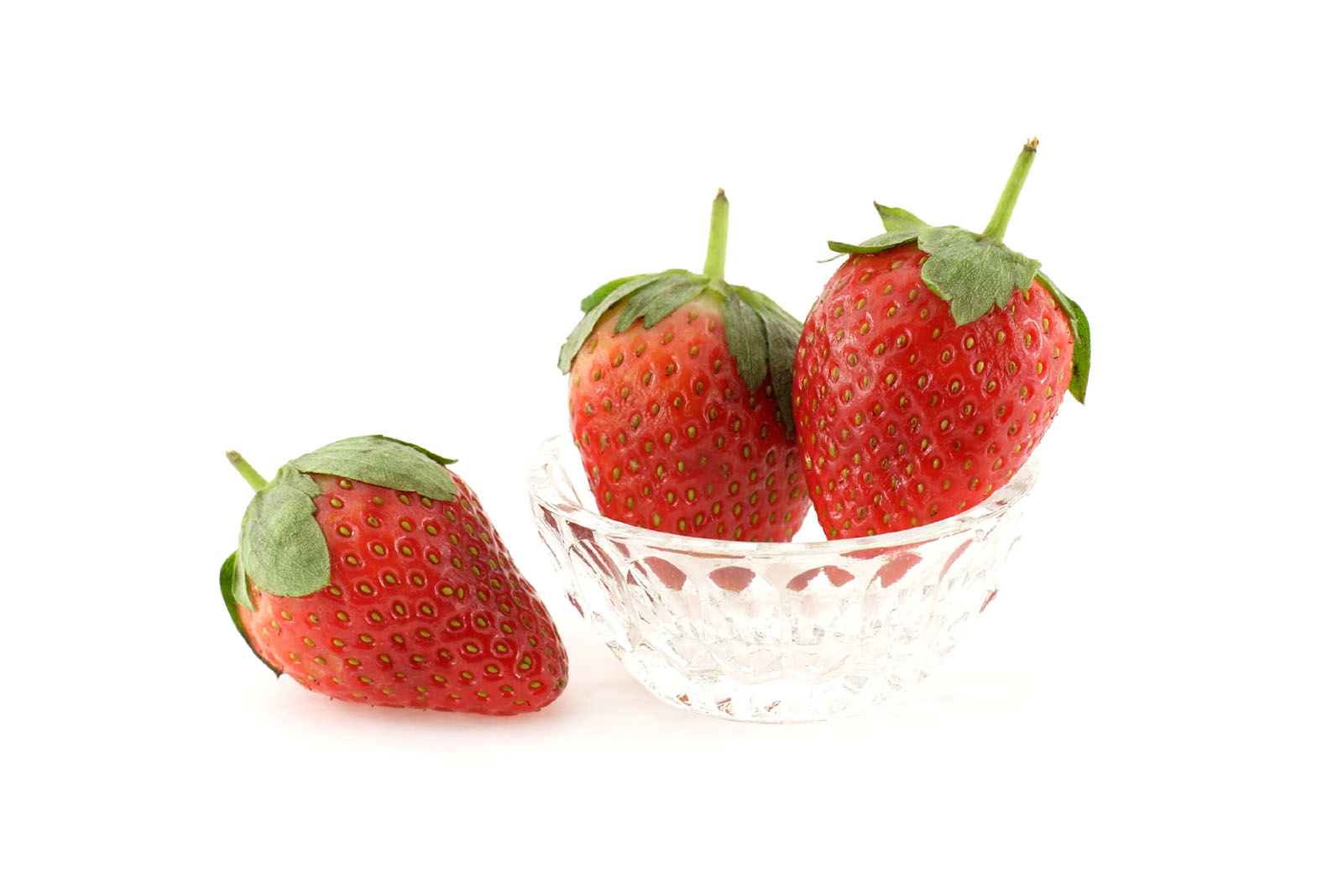 Strawberry close-up high-definition 11010