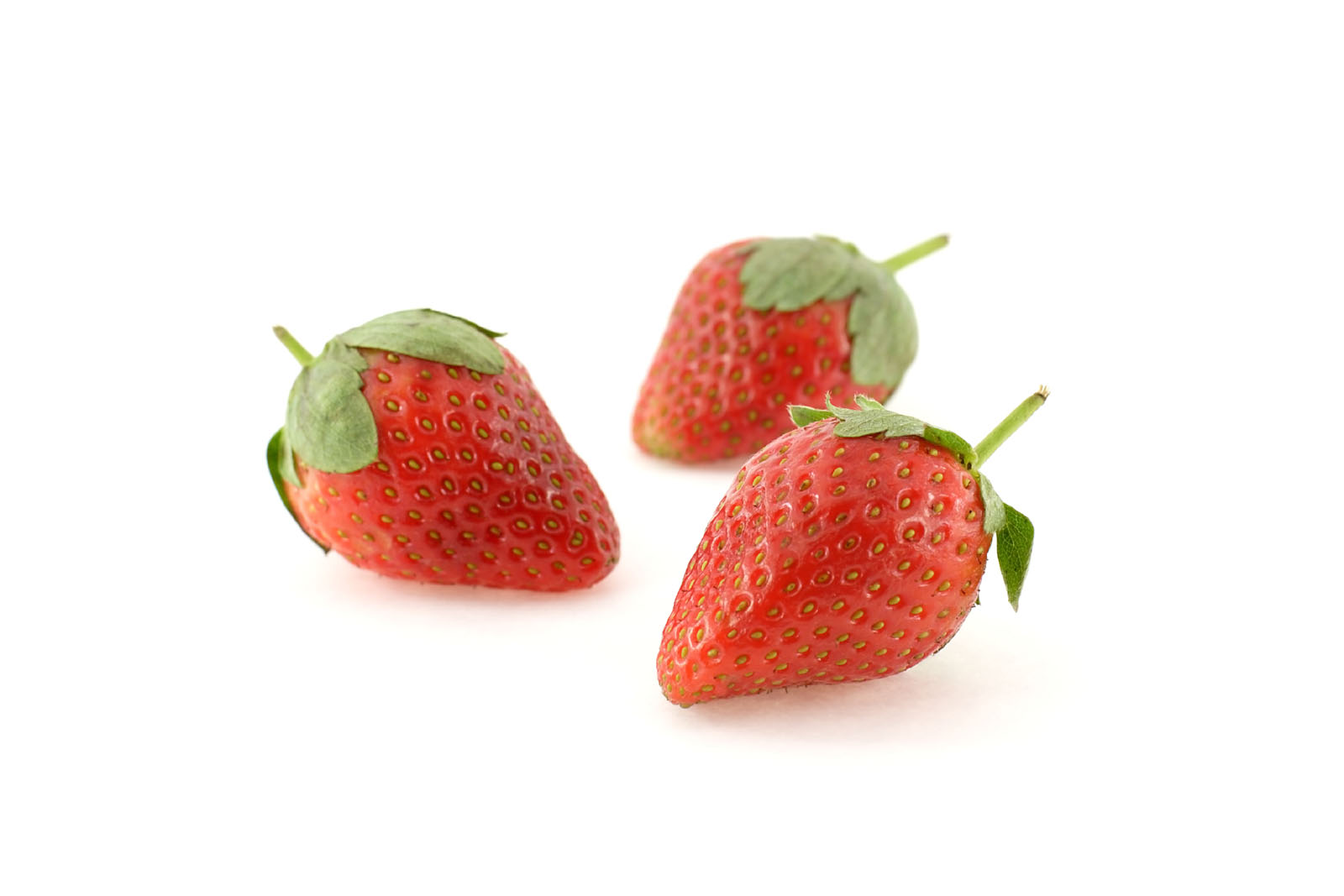 Strawberry close-up high-definition 11102