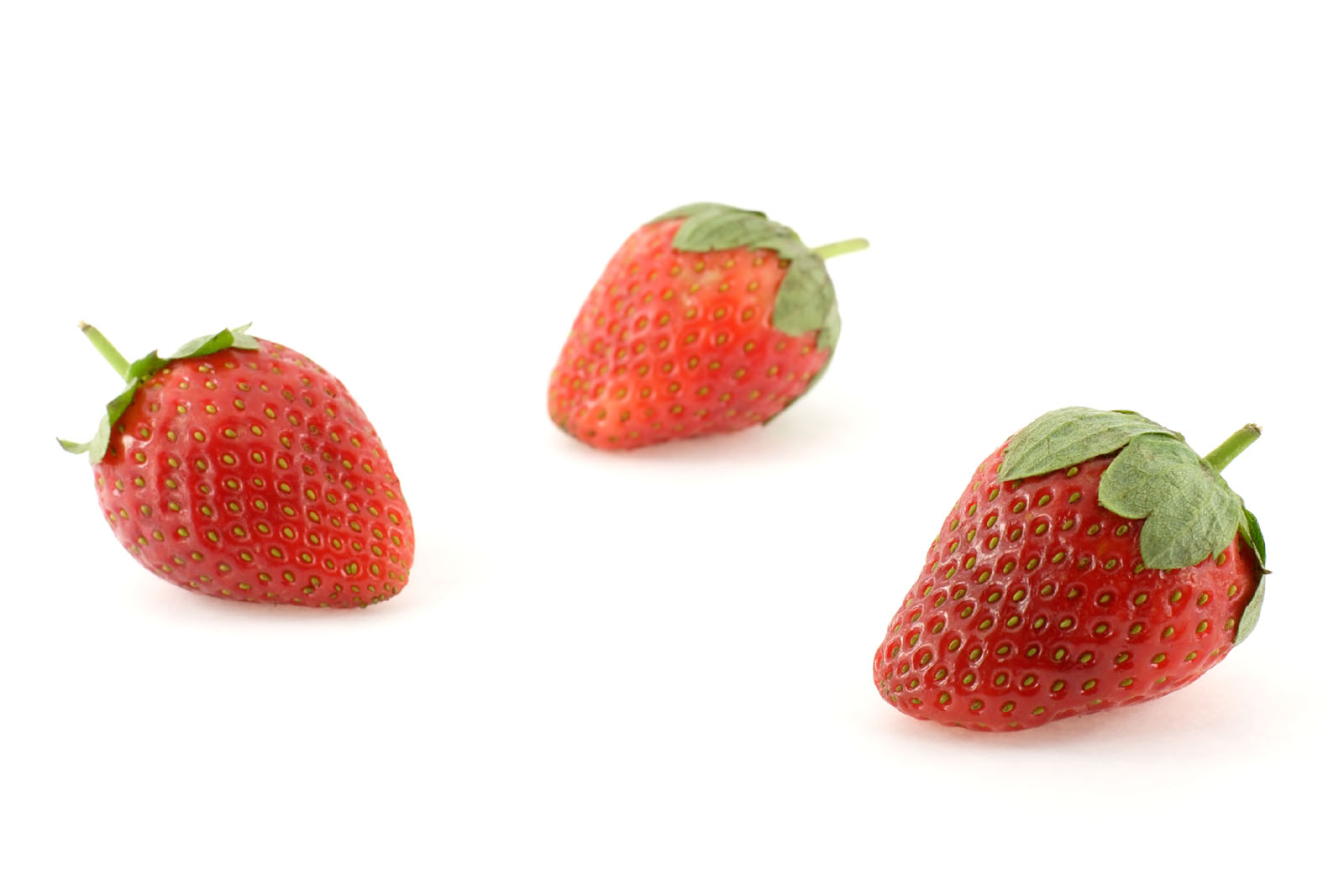 Strawberry close-up high-definition 11194