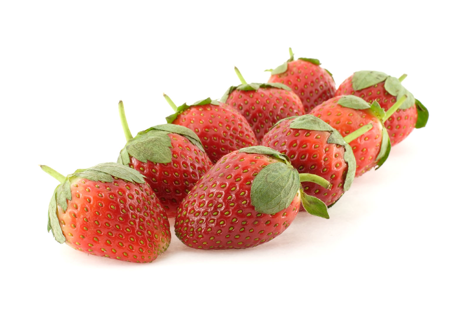 Strawberry close-up high-definition 11462