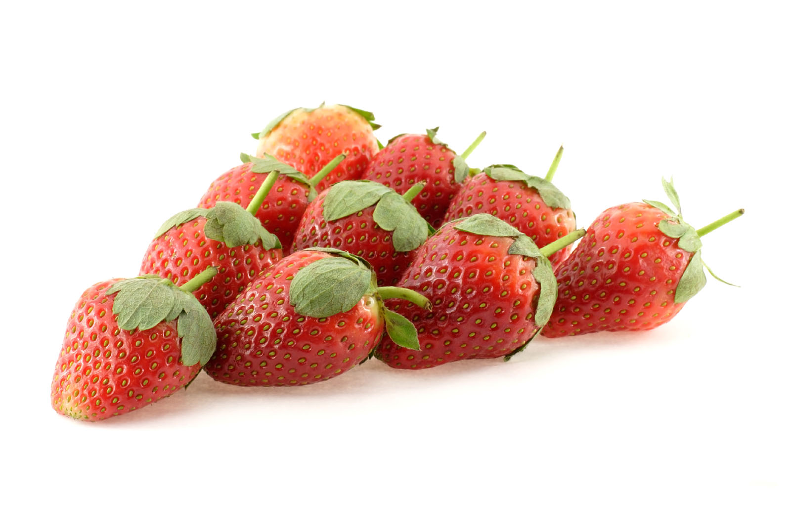 Strawberry close-up high-definition 11639