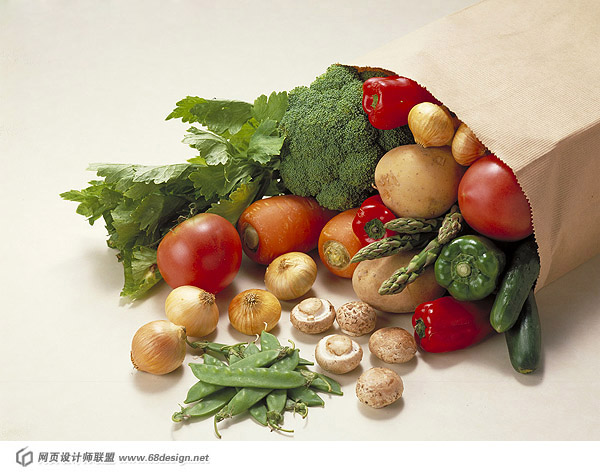 Material fruits and vegetables 14375