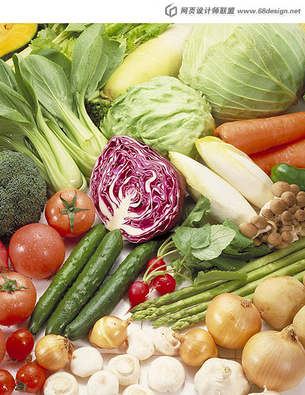 Material fruits and vegetables 14511