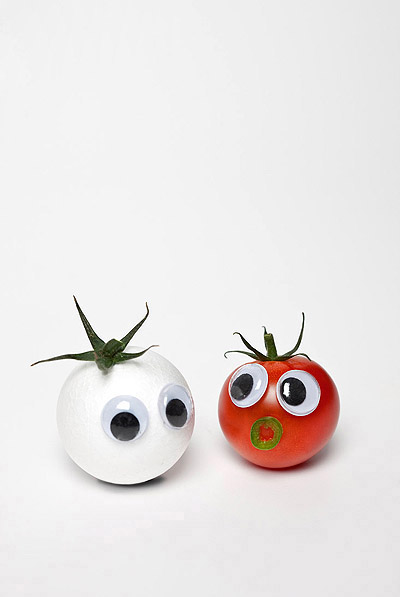 Vegetables and fruits Funny face 23518