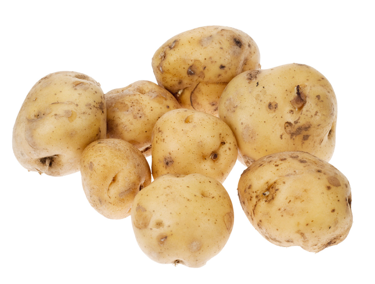 Potatoes Stock Photo 24823