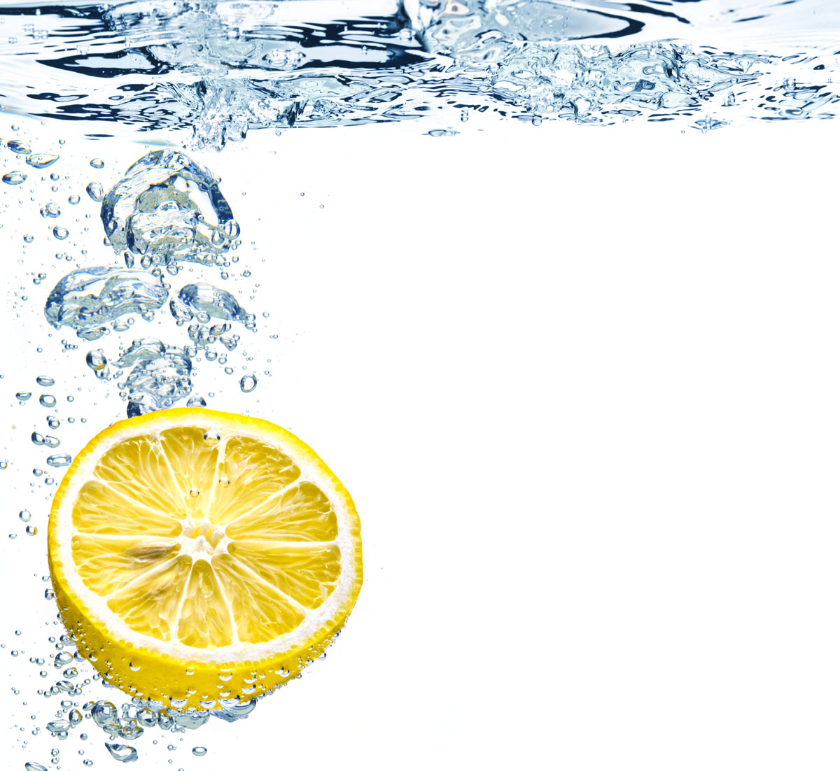 Fresh lemon and spray 25327