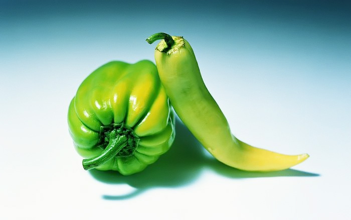 Green pepper 25478