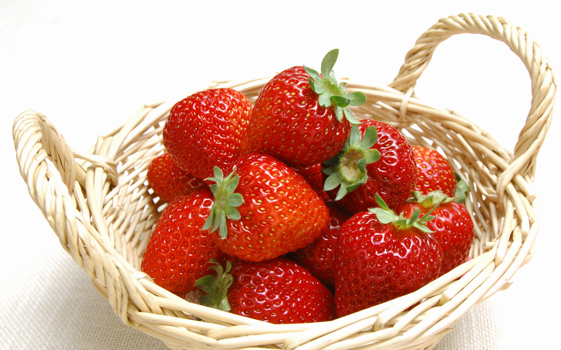 High-definition material Strawberry 3331