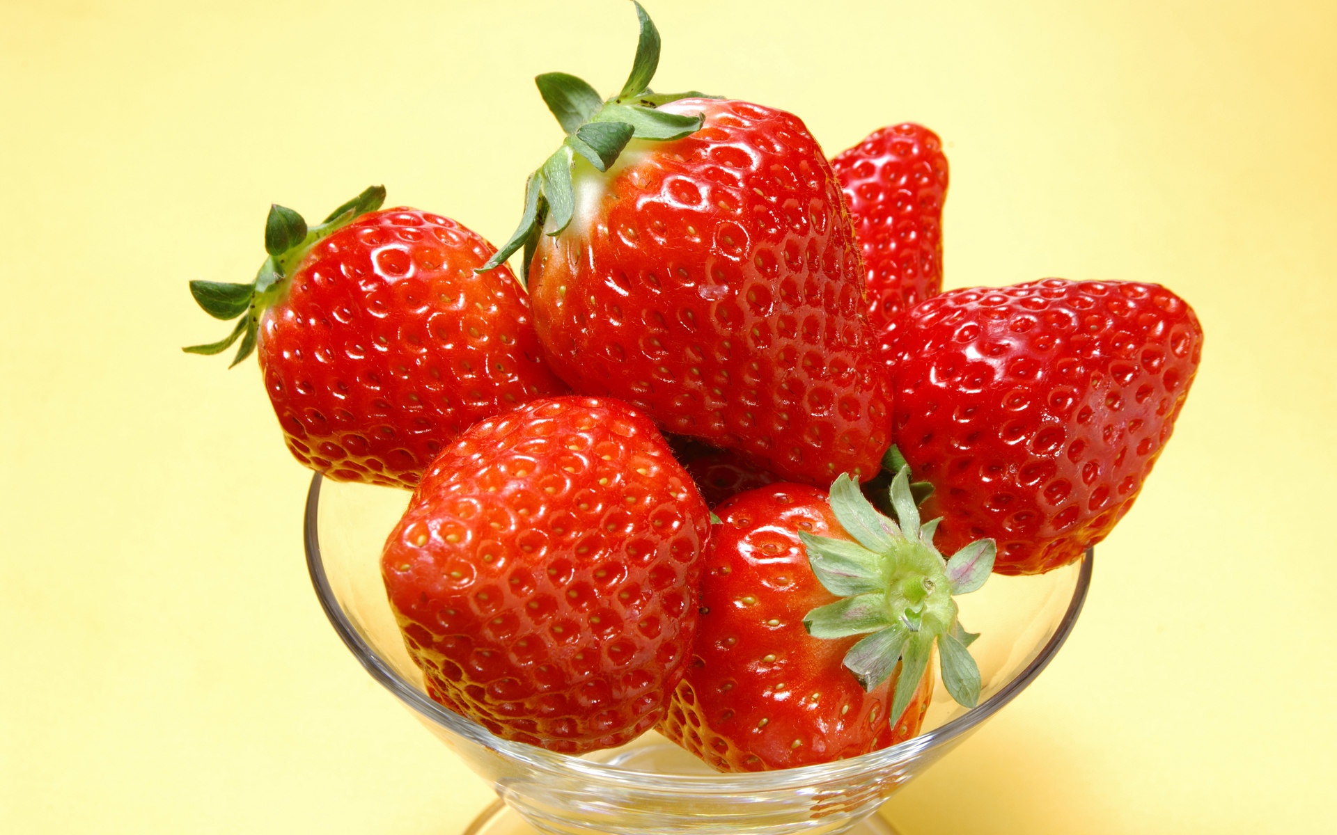 High-definition material Strawberry 3784