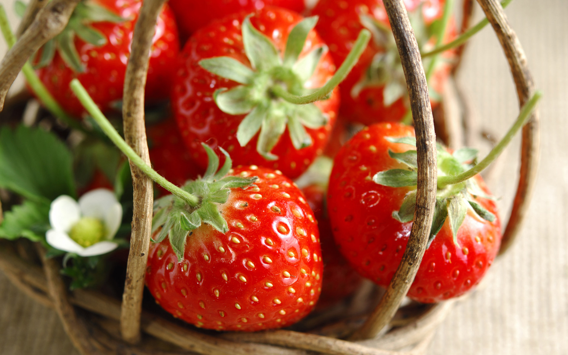 High-definition material Strawberry 5099