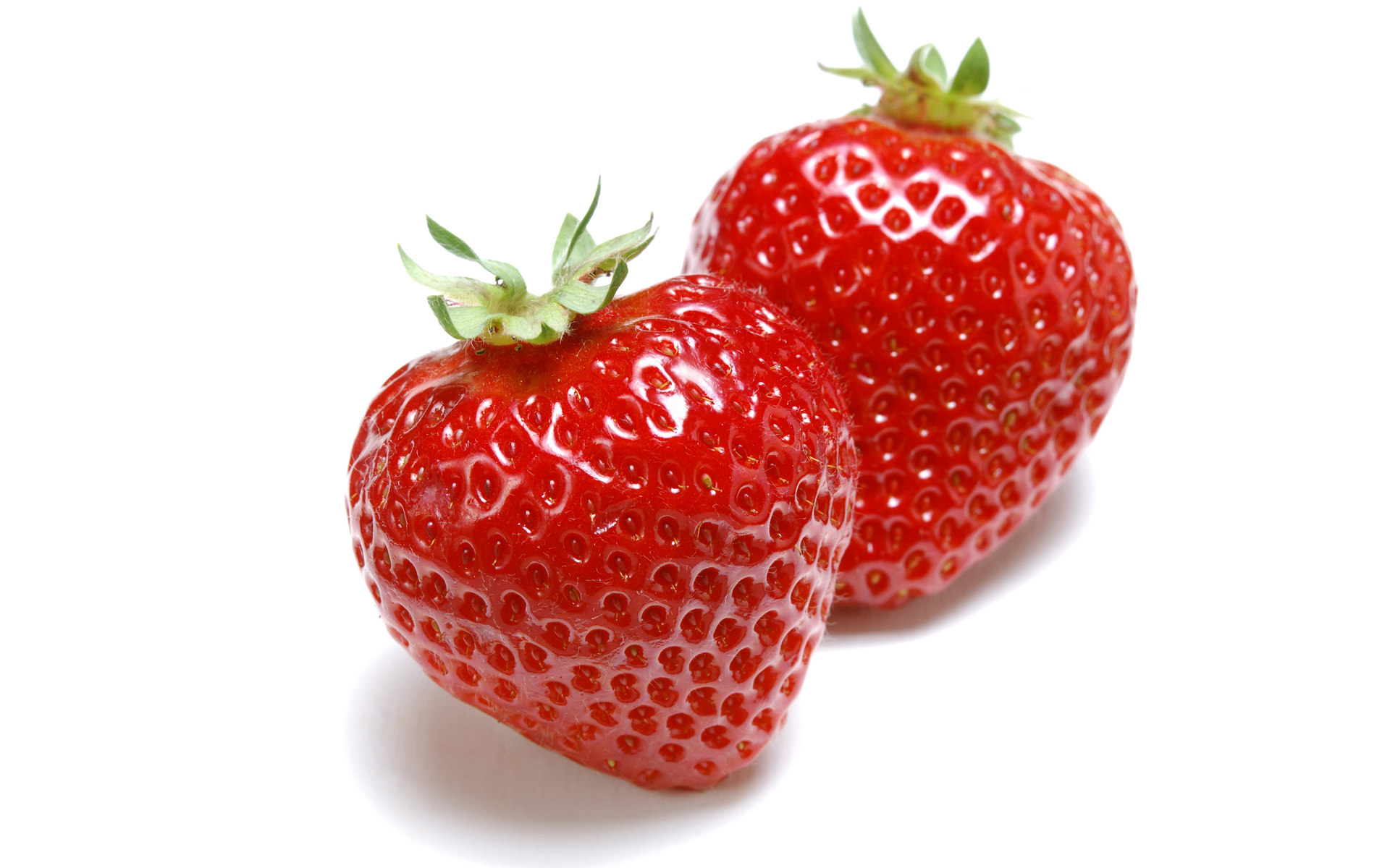 High-definition material Strawberry 986