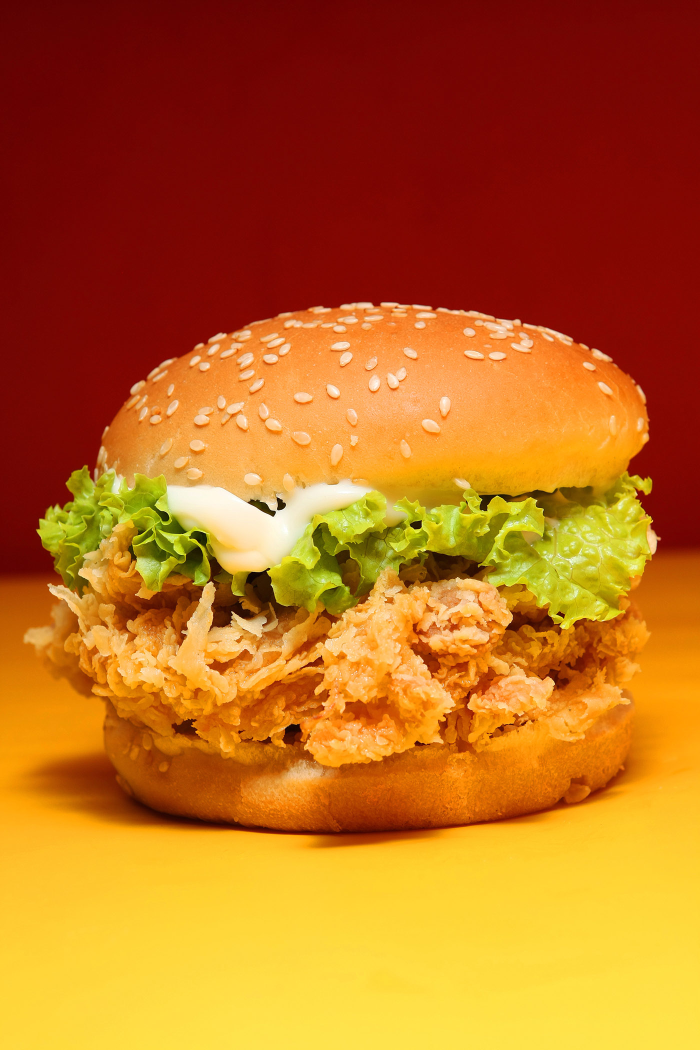 HD hamburgers and fried chicken picture 13779