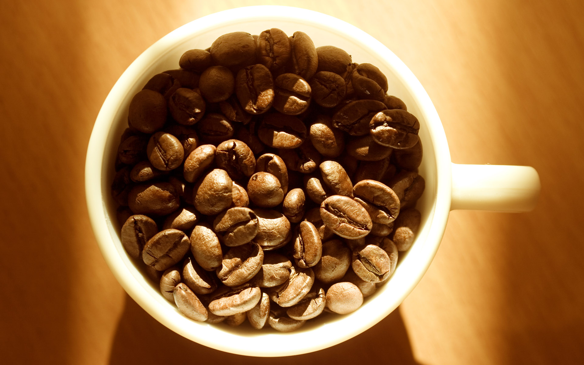 Coffee and coffee beans close-up 16494