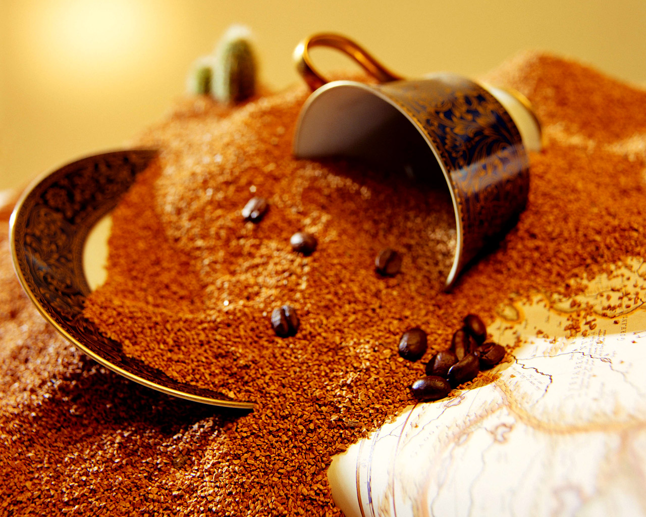 Coffee wallpaper high definition 5953