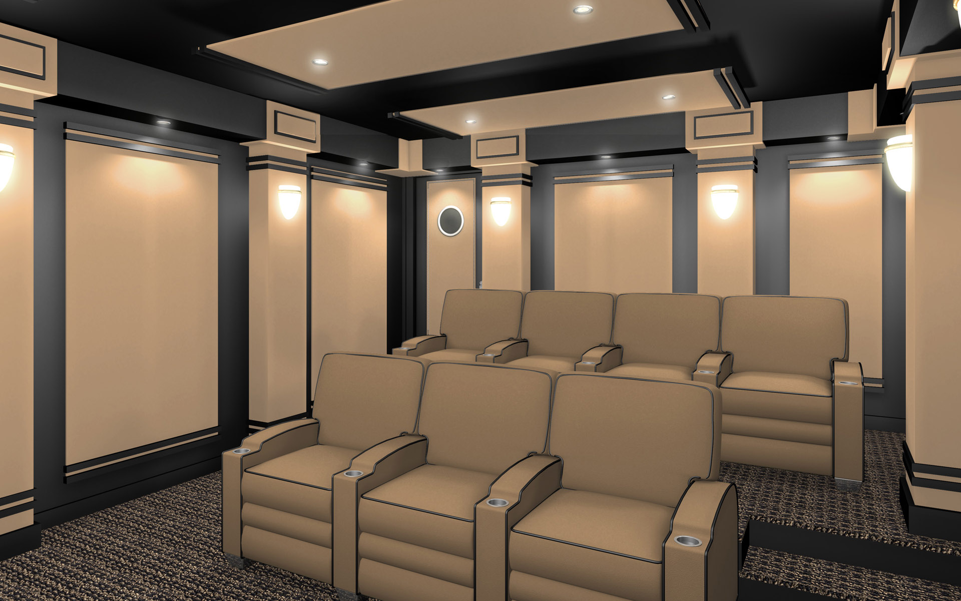 HD Home Theater 23680