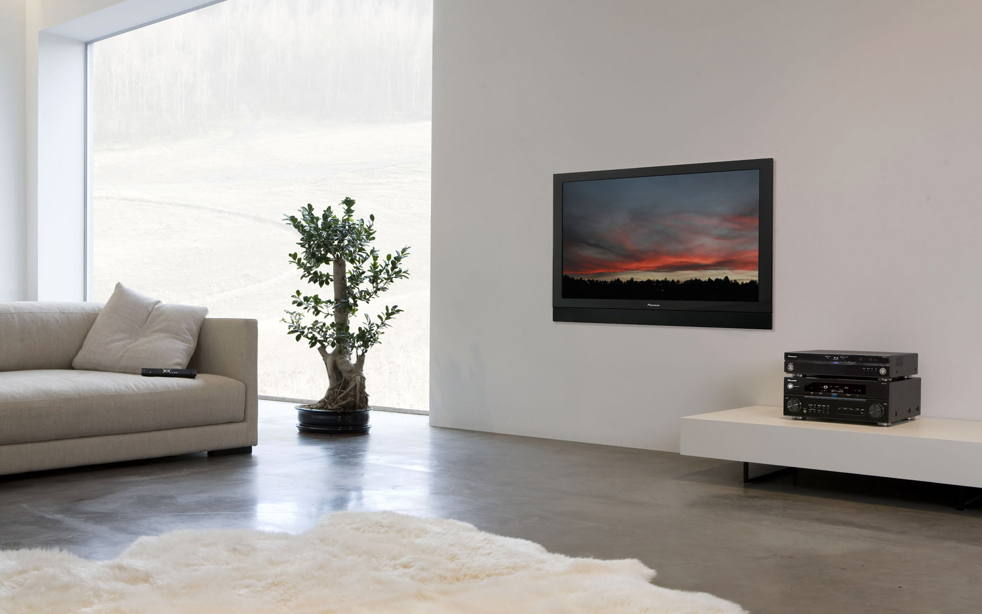 Attractive HD Home Theater 23726