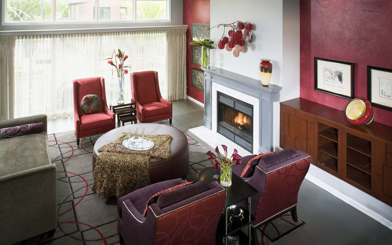 High definition living room photo 24091