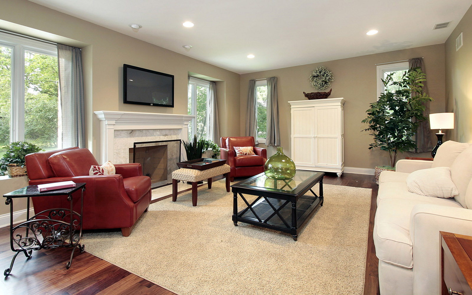 High Definition Living Room Photo 24157