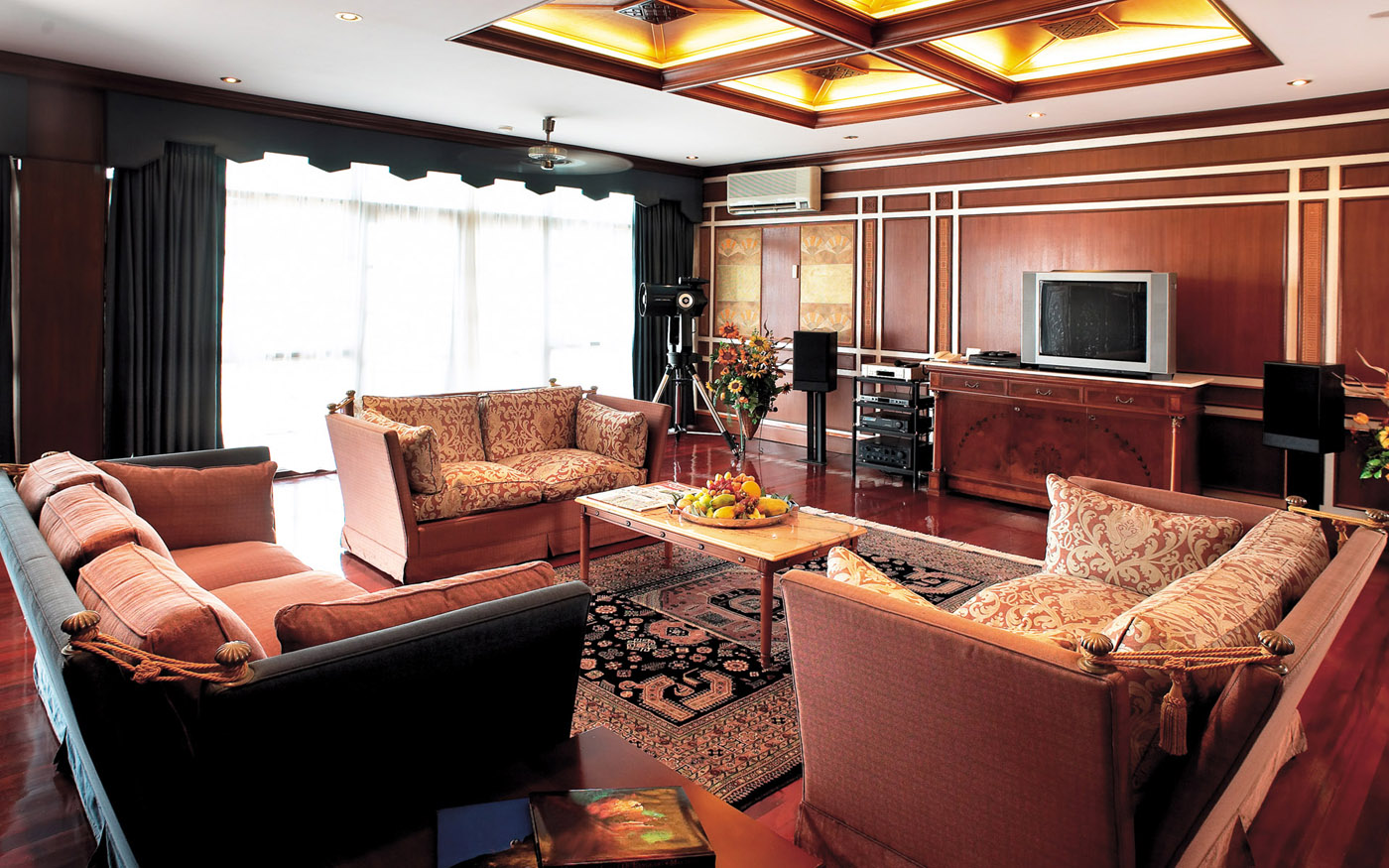 High definition living room photo 24484