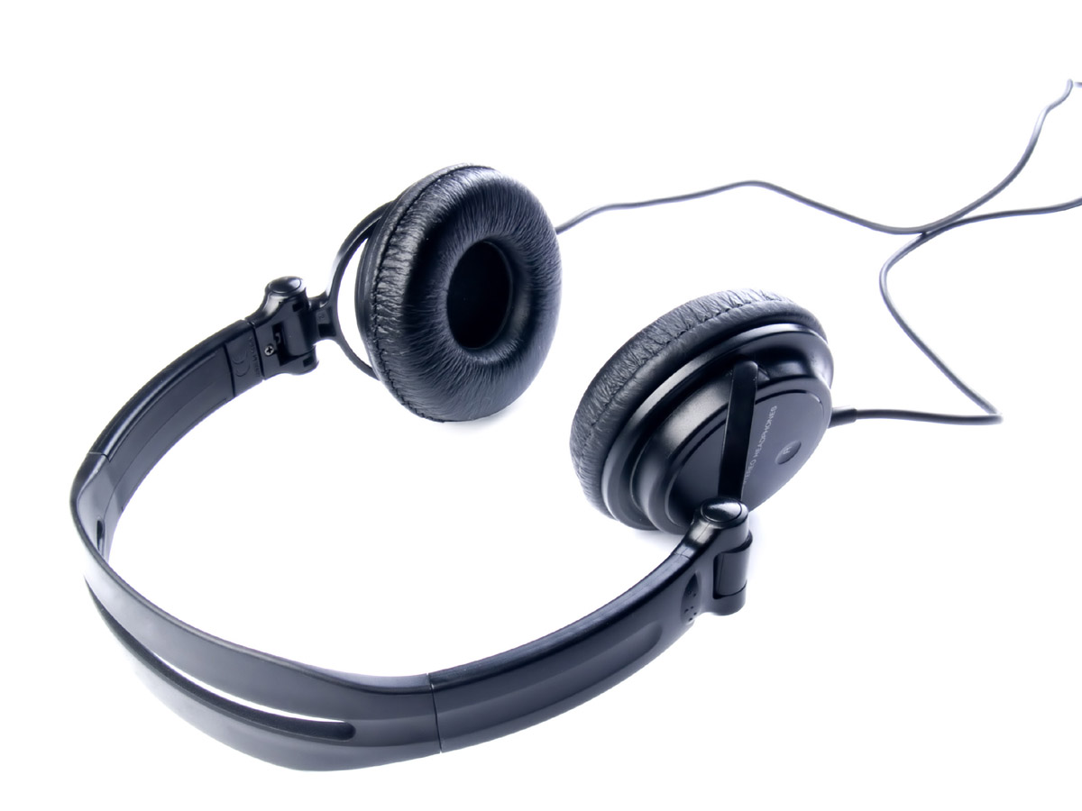 High-definition headphones picture 22599