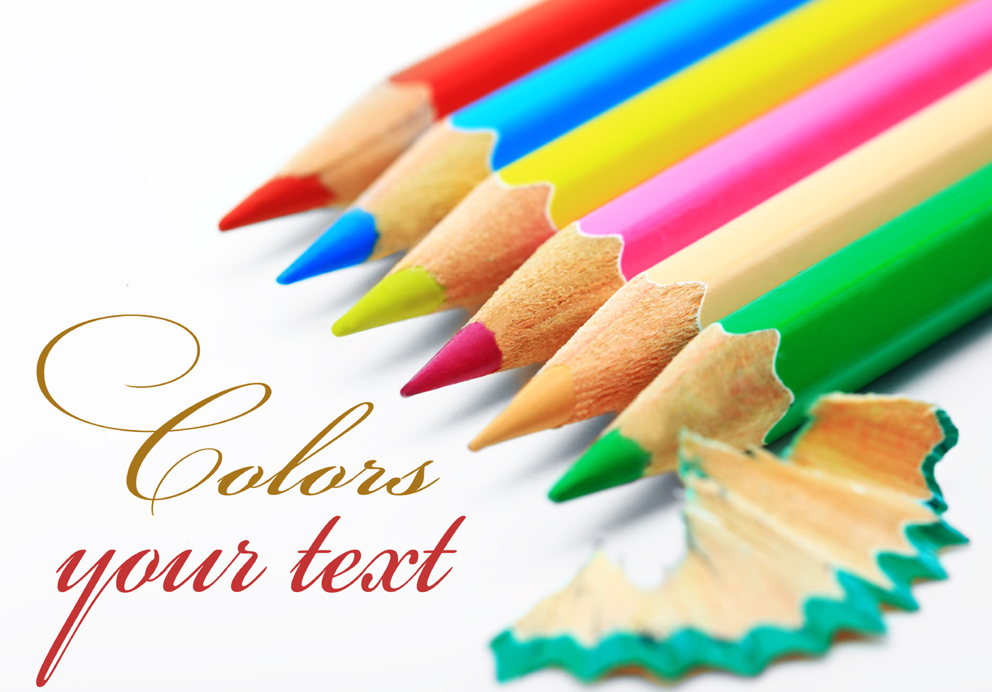 Color pencil 24977