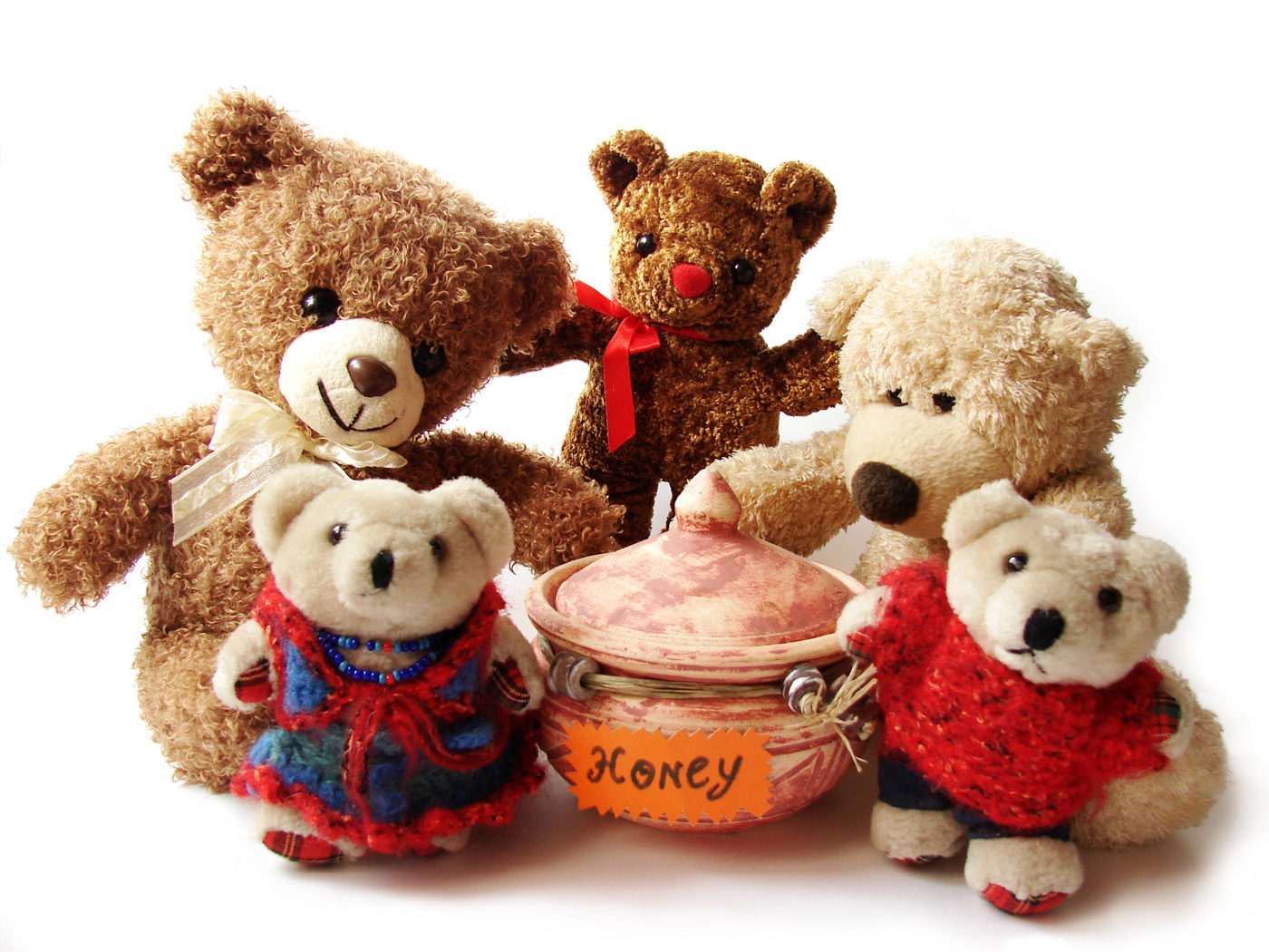 Teddy bears 29670