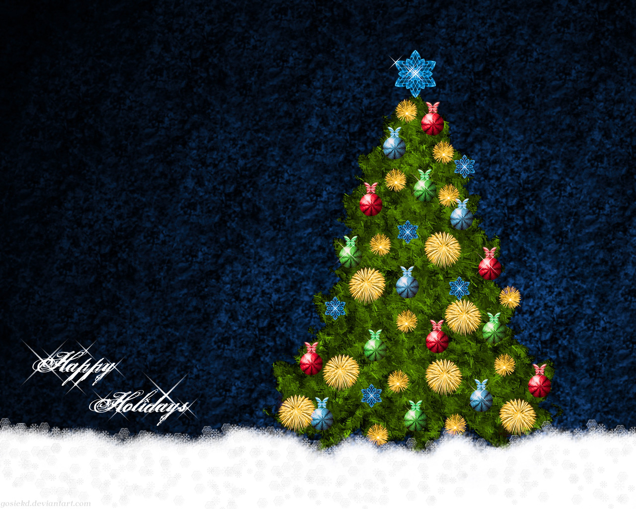Christmas Wallpaper 21387