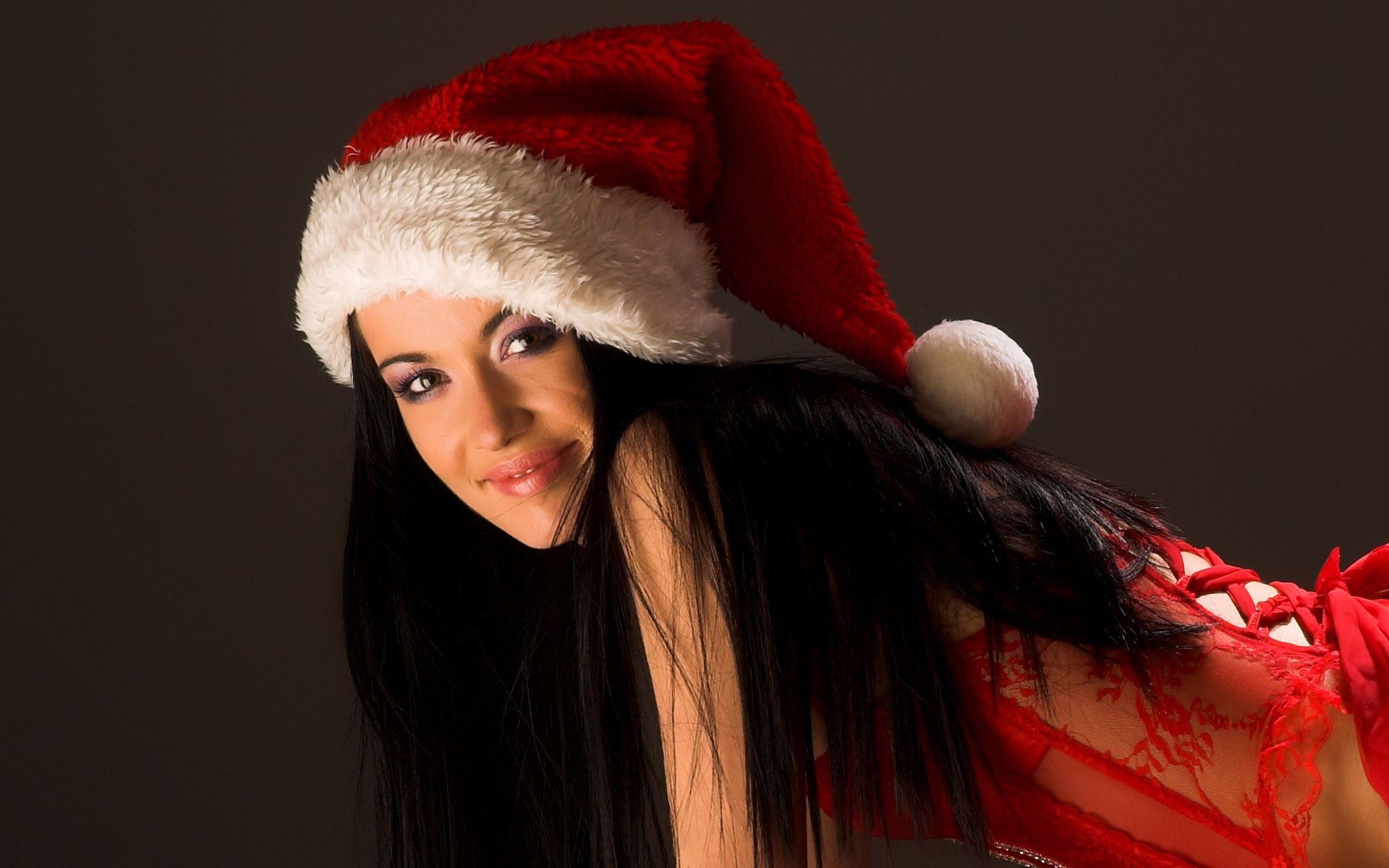 High-definition Christmas girl 26347