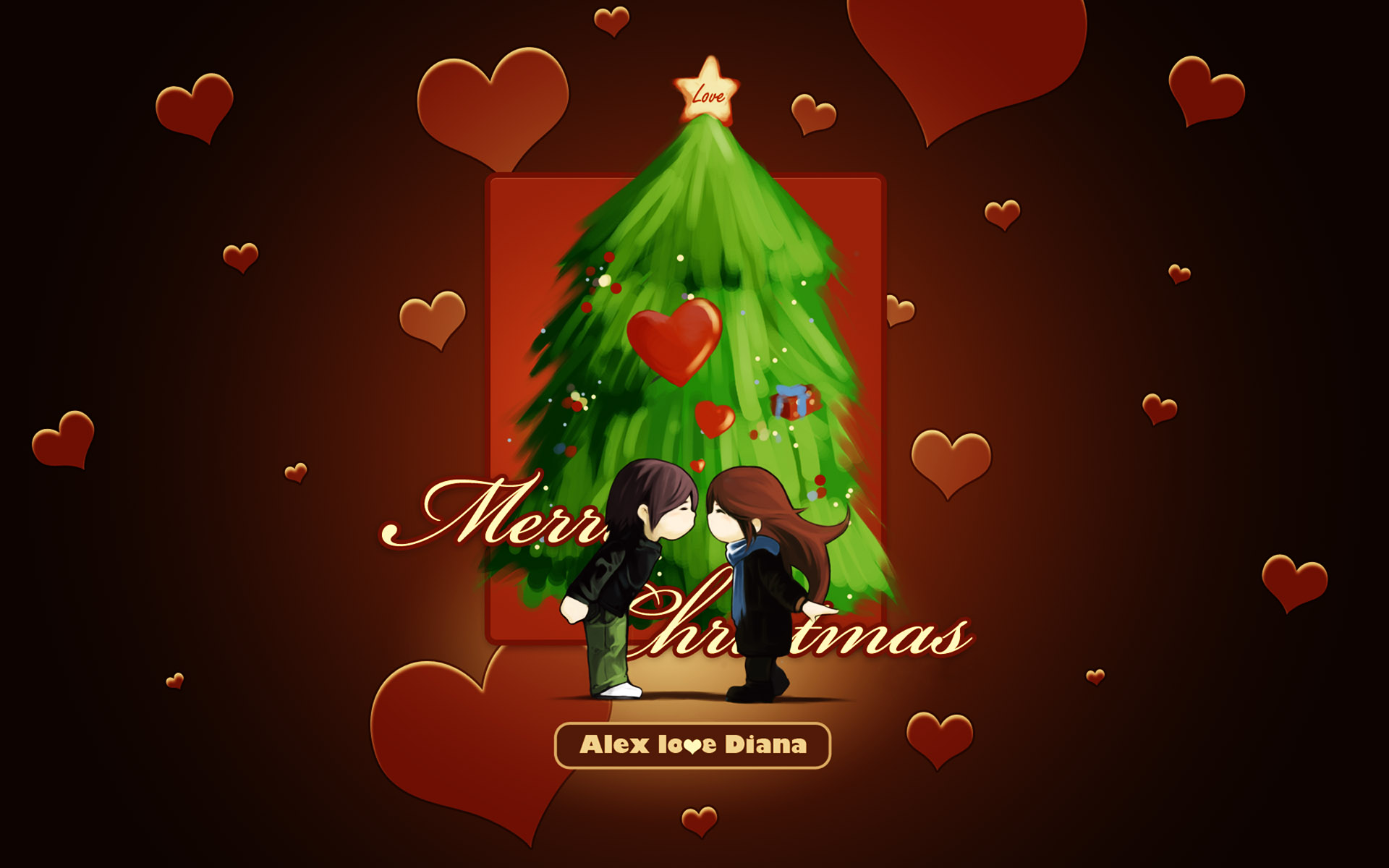 Christmas wallpaper high definition 26866