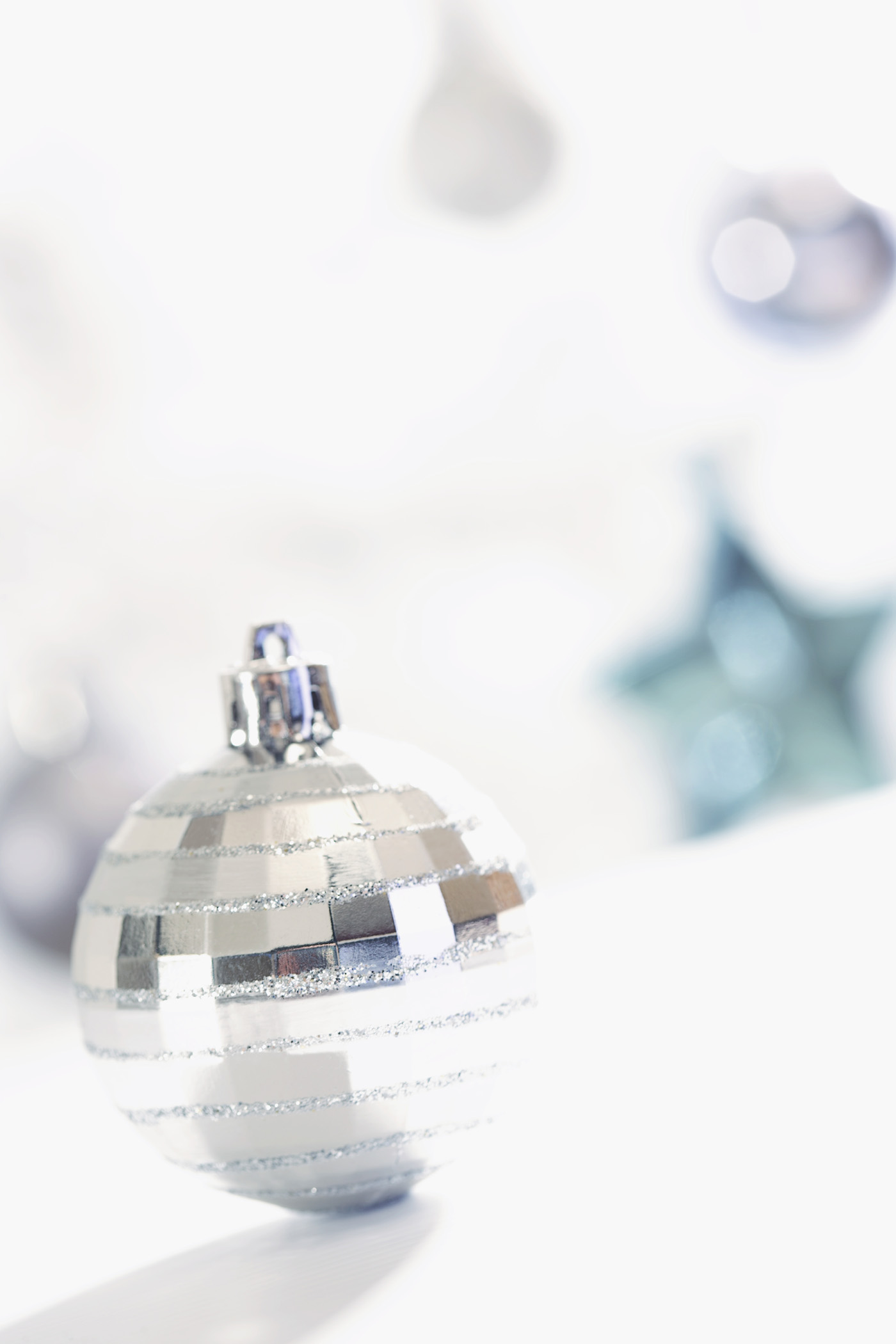 Christmas Crystal ball 27314