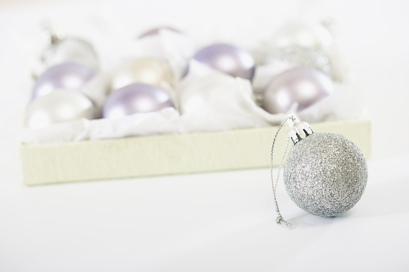 Christmas Crystal ball 27322