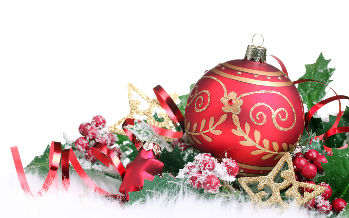 colorful christmas ornaments wallpaper 31071 christmas festival