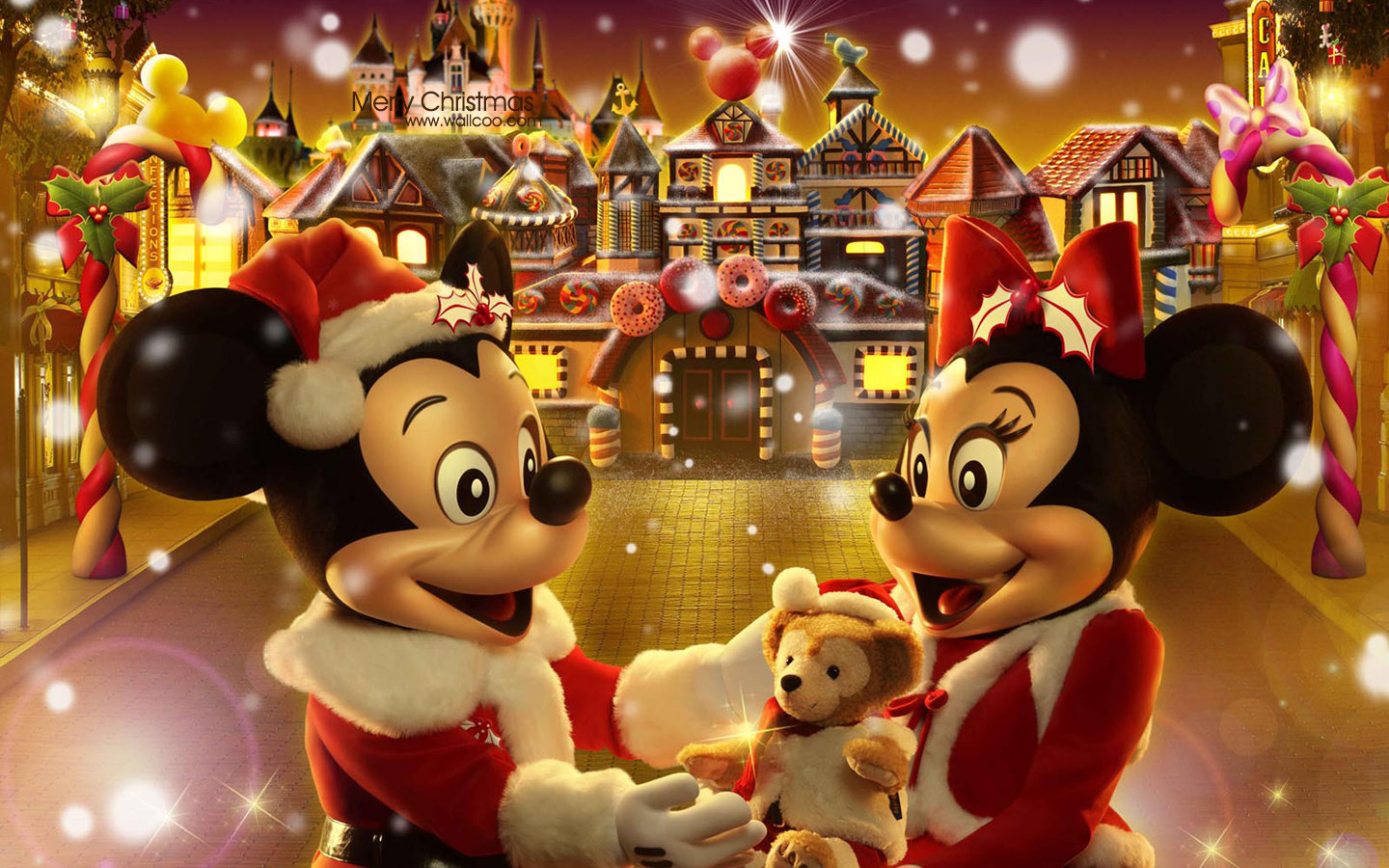 Disney's wonderful to Christmas 28225