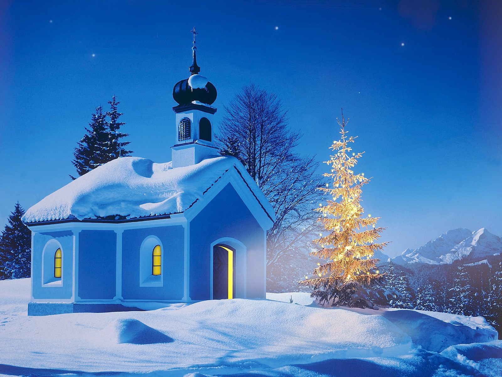 Christmas Wallpaper 6375
