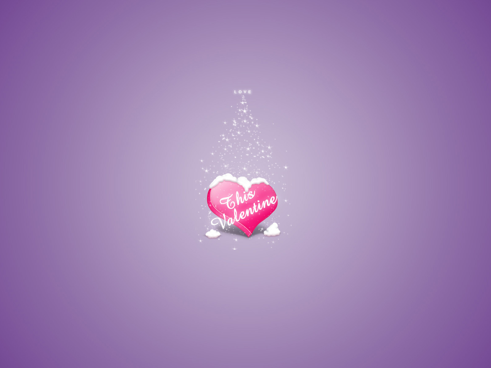 Beautifully designed Valentine's Day wallpaper x 828
