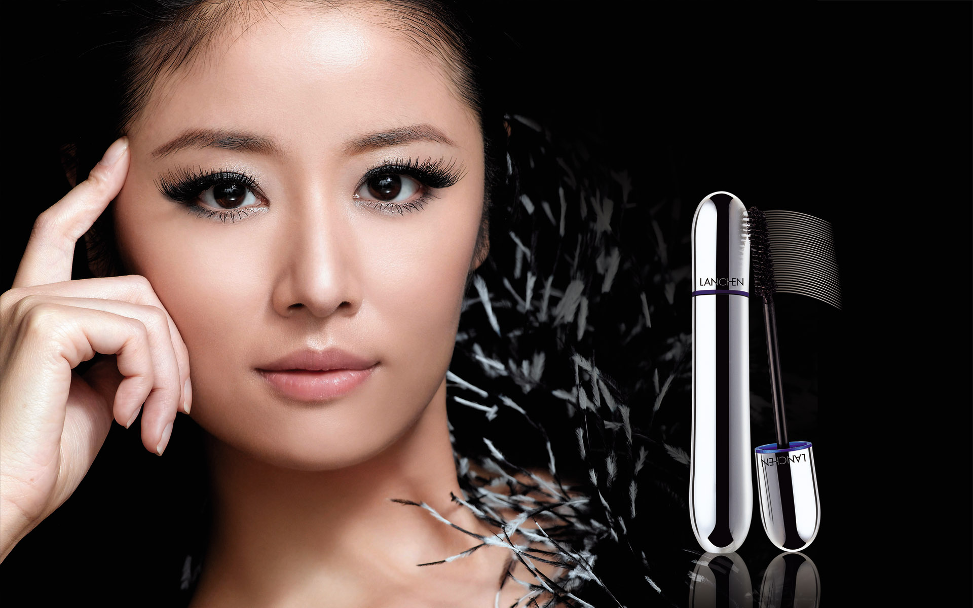 HD cosmetics ads wallpaper 1010