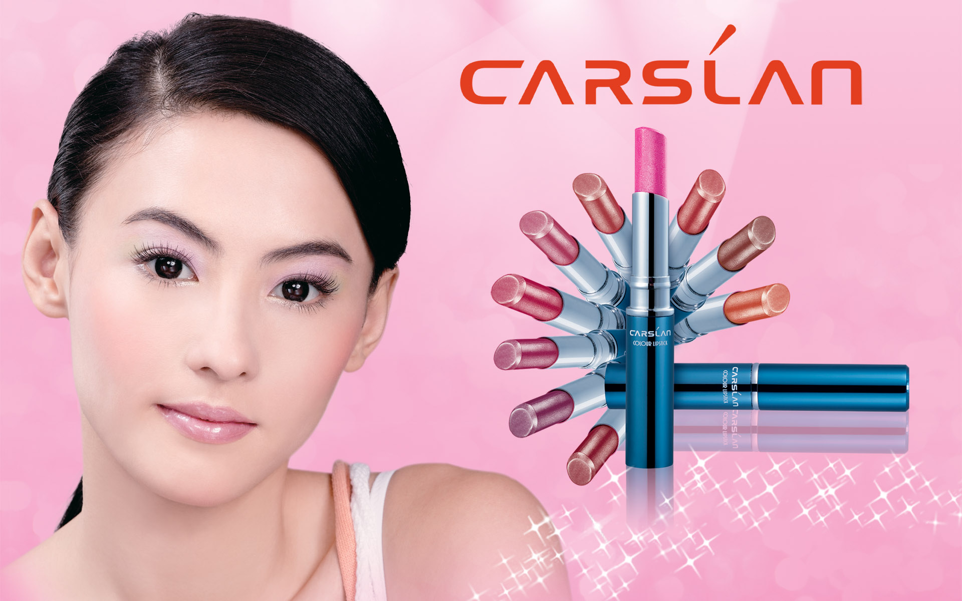 HD cosmetics ads wallpaper 4540 - Cosmetic advertising - Brand