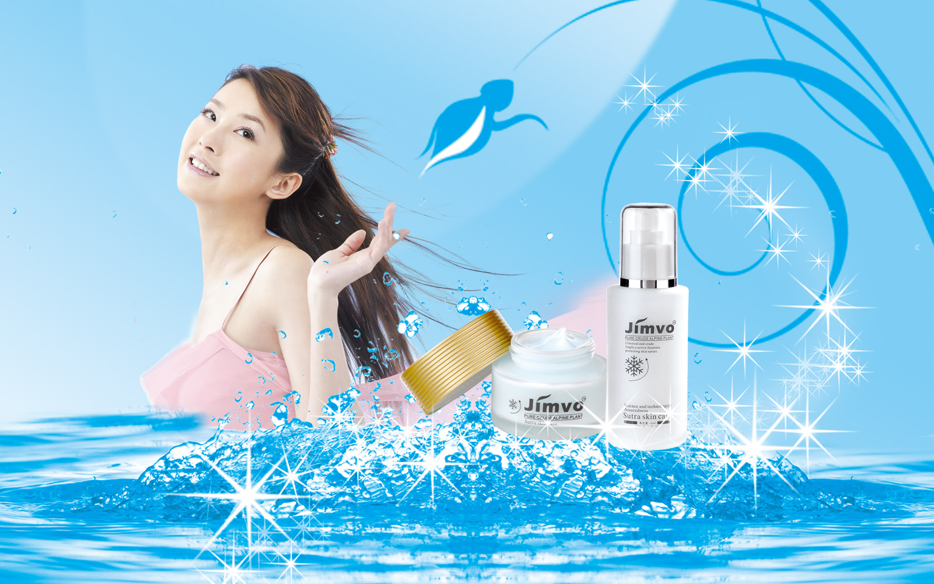 Cosmetic Advertising Wallpapers 9274