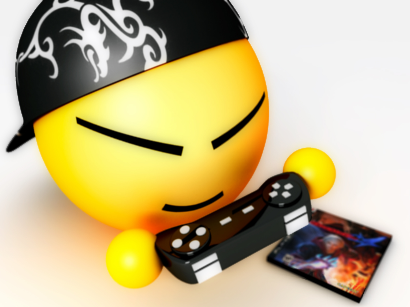 25+ Gamer Cartoon Wallpaper Pics