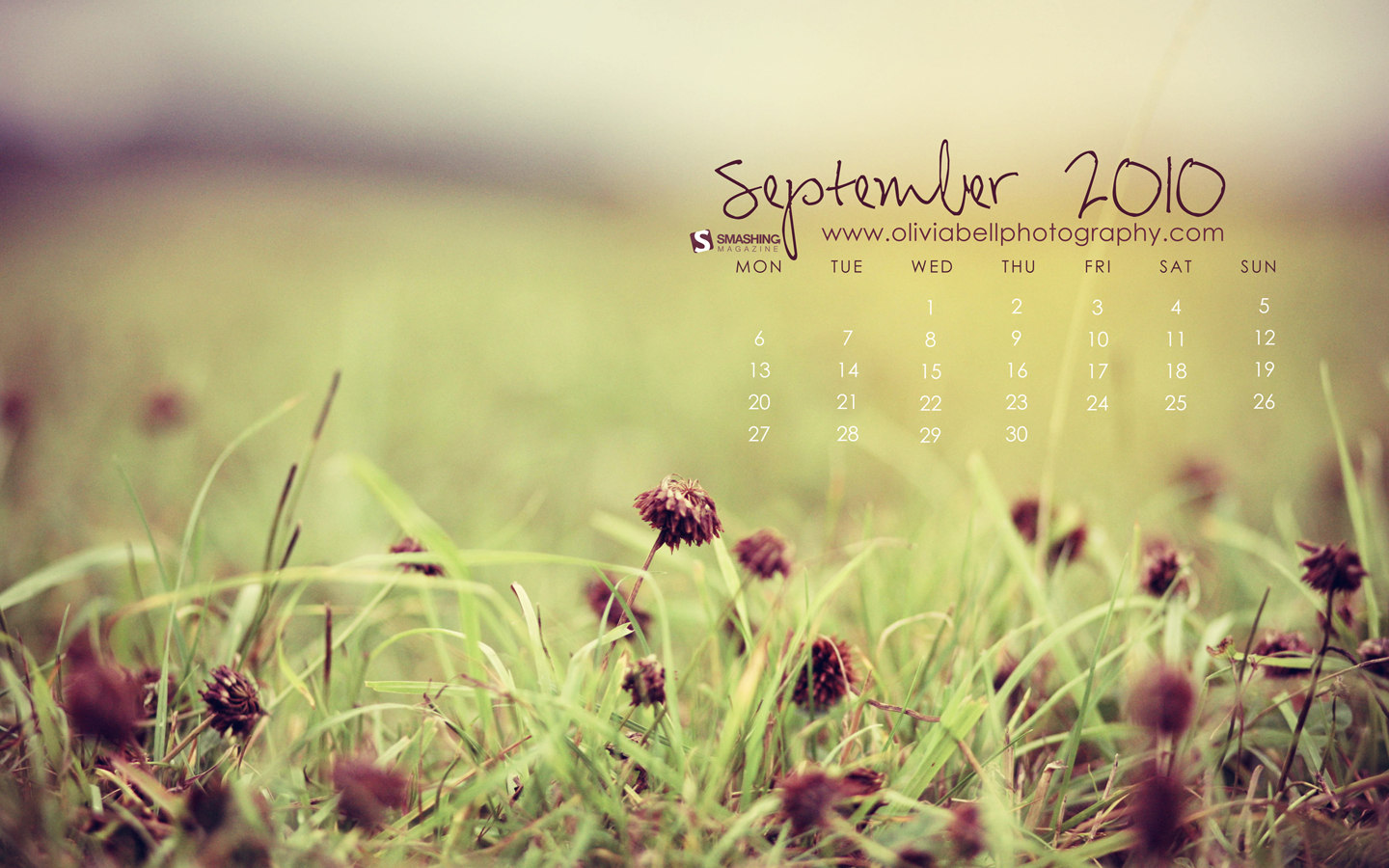 Wallpaper calendar years 12925
