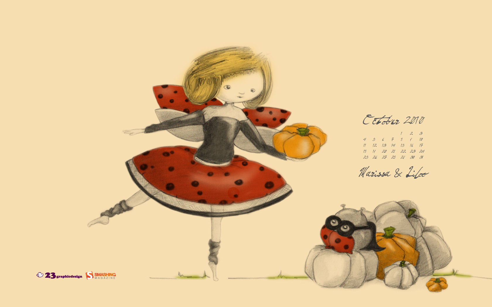 Calendar Wallpaper of the month 16091