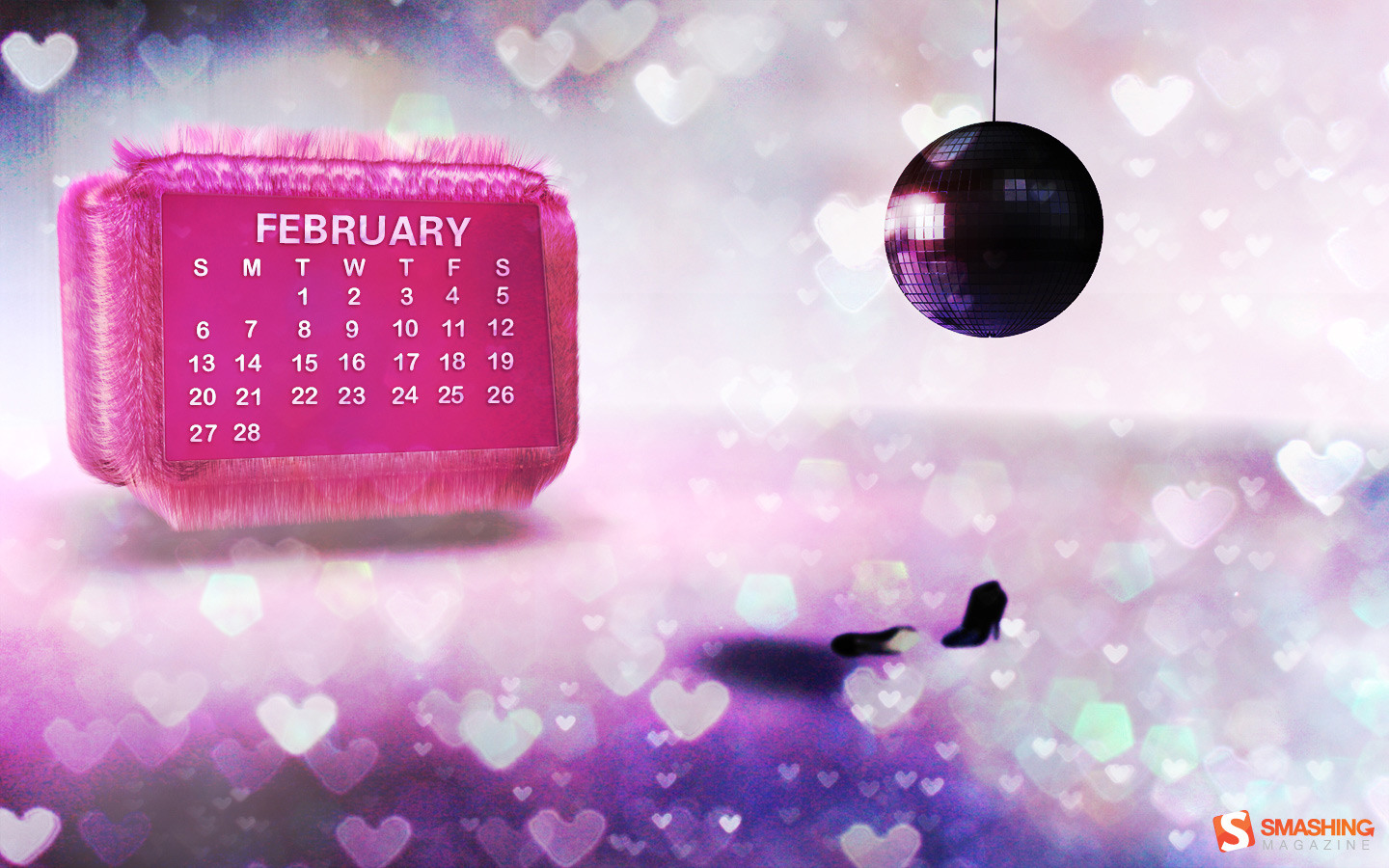 Calendar Wallpaper of the month 20860