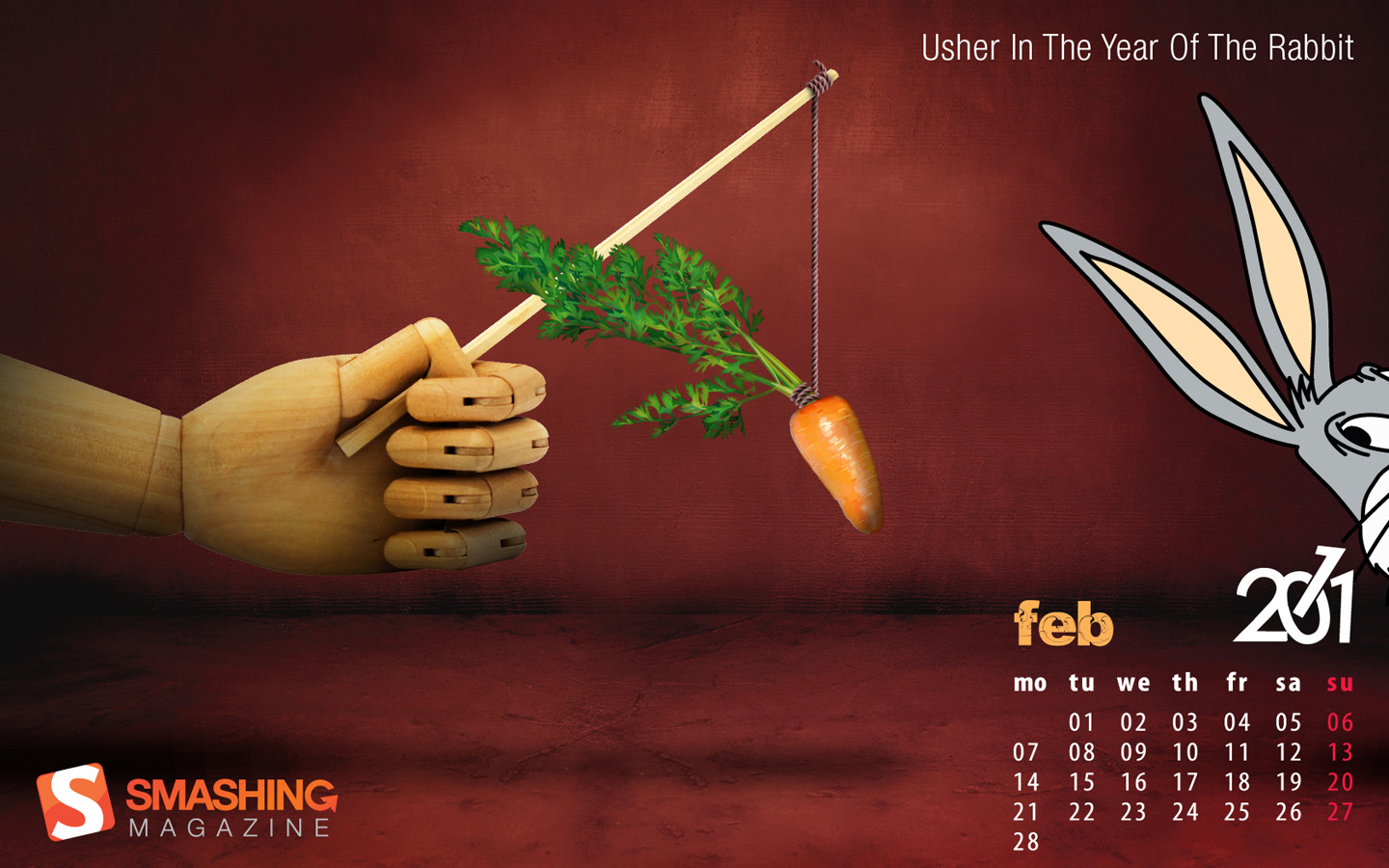 Calendar Wallpaper of the month 21082