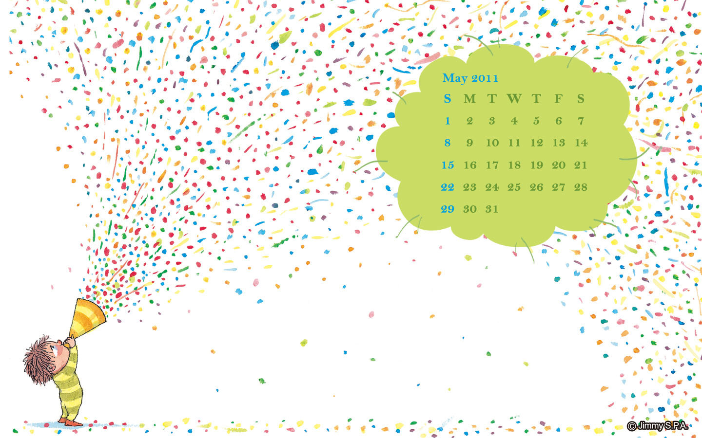 In January Calendar Wallpaper 29597