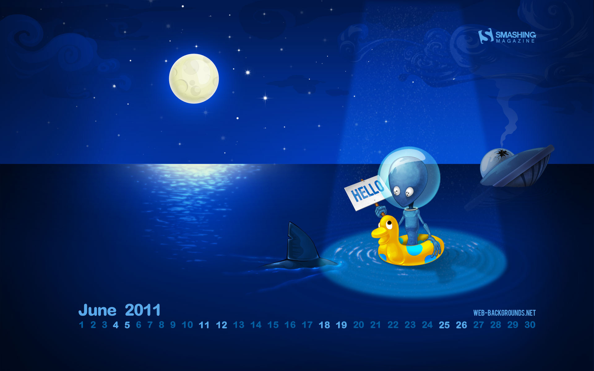 In January Calendar Wallpaper 29710