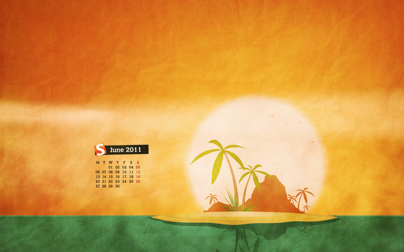 In January Calendar Wallpaper 29723