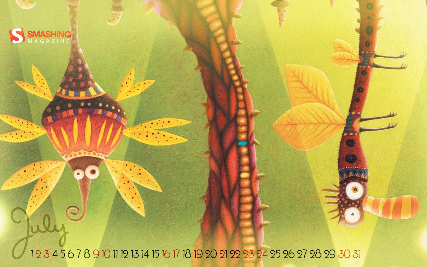 In January Calendar Wallpaper 29741