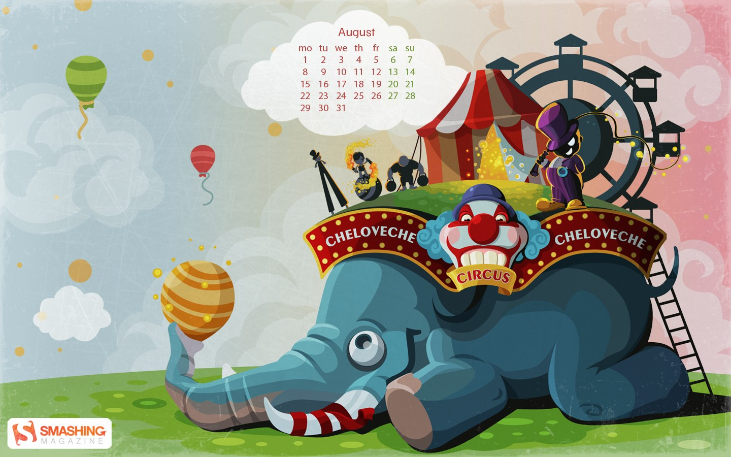 In January Calendar Wallpaper 29857