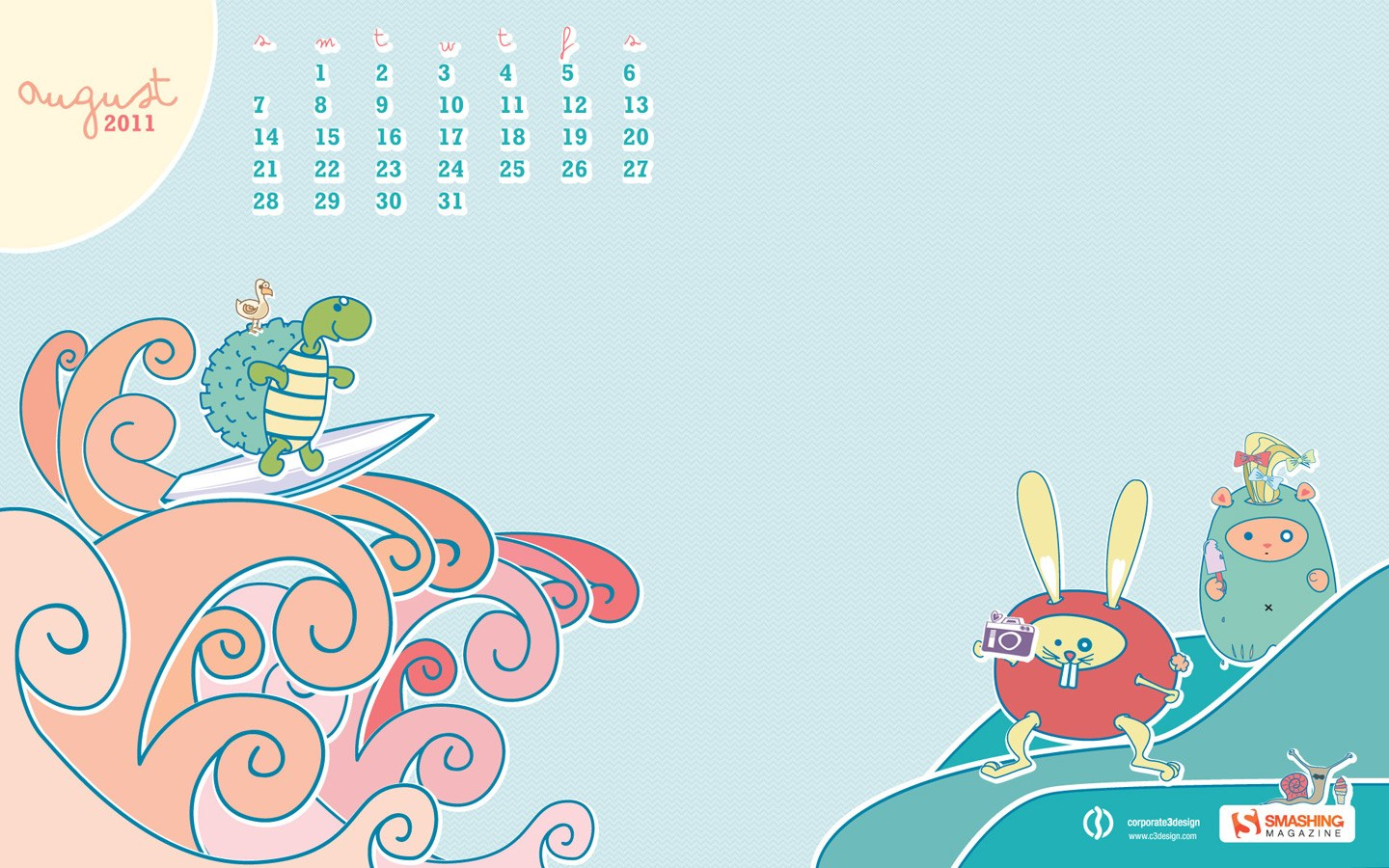 In January Calendar Wallpaper 29869